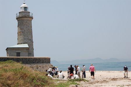 高松スタイル:週末のビーチコーミングにおすすめの浜辺(後編)