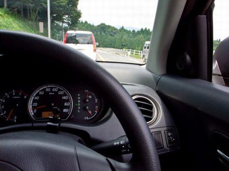 香川の皆さん、ジョグと同じように自動車運転もゆったりまったりで