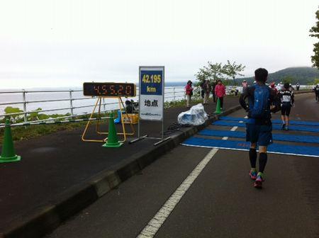 サロマ湖100kmウルトラマラソン2013、行ってきます~。