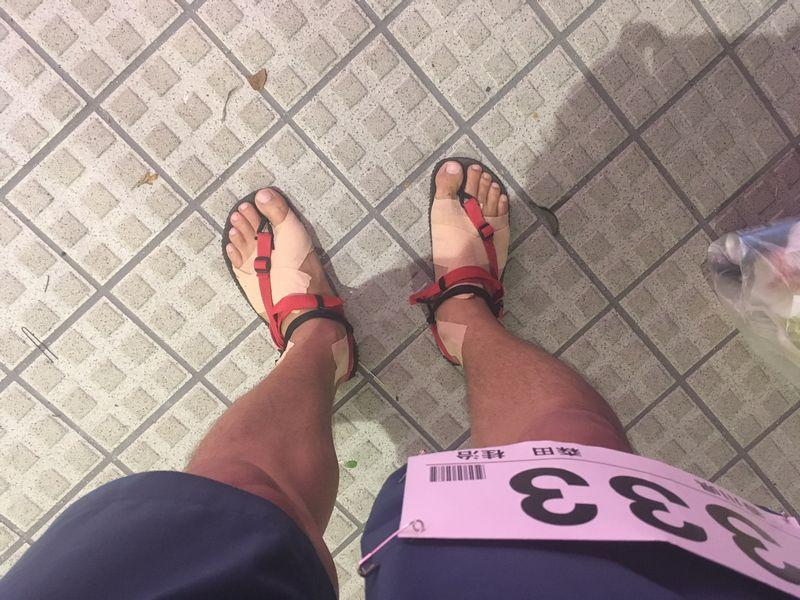 第2回屋久島一周ecoマラニック走ってきました